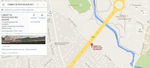 CABINET DE PSYCHOLOGIE DES MAUGES Psychologue Adresse : 14 boulevard Pierre de Coubertin, Chemin Partant de la Rue Italie, 49300 Cholet Téléphone :02 41 4